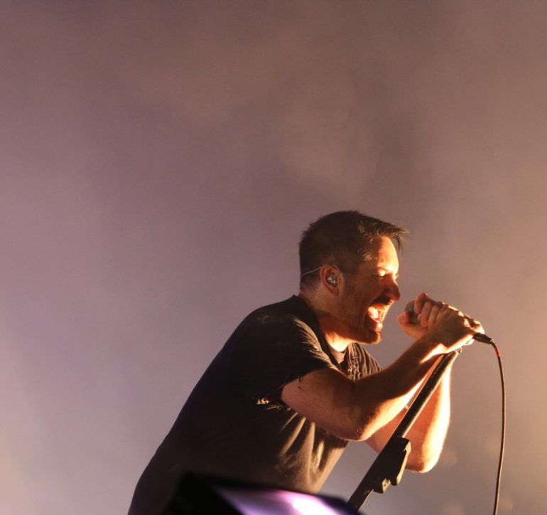 Nine Inch Nails October 2017