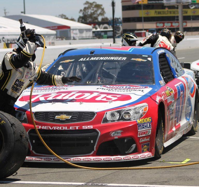 2016 NASCAR Sprint Cup Toyota/SaveMart 350 at Sonoma Raceway
