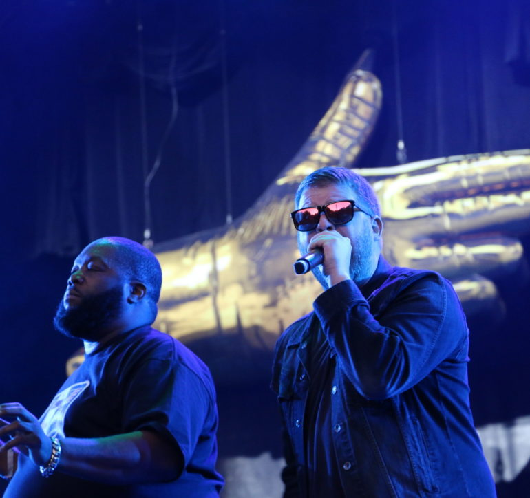 Run the Jewels October 2017